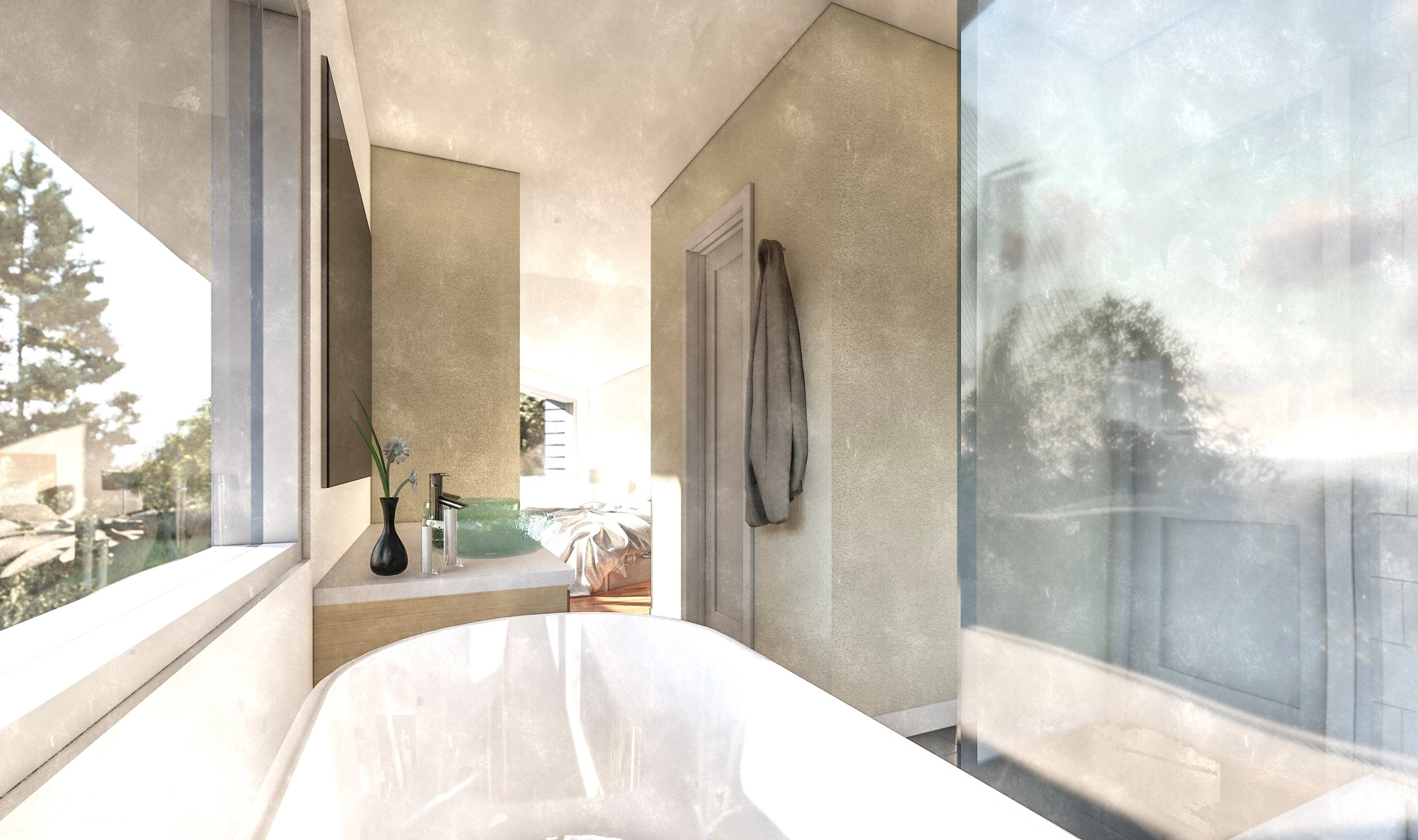 MidCentury Master Suite__Option 1 - Bathroom 2_FotoSketcher.jpg