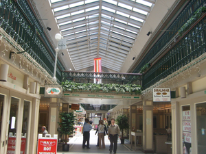 Providence Arcade, Providence