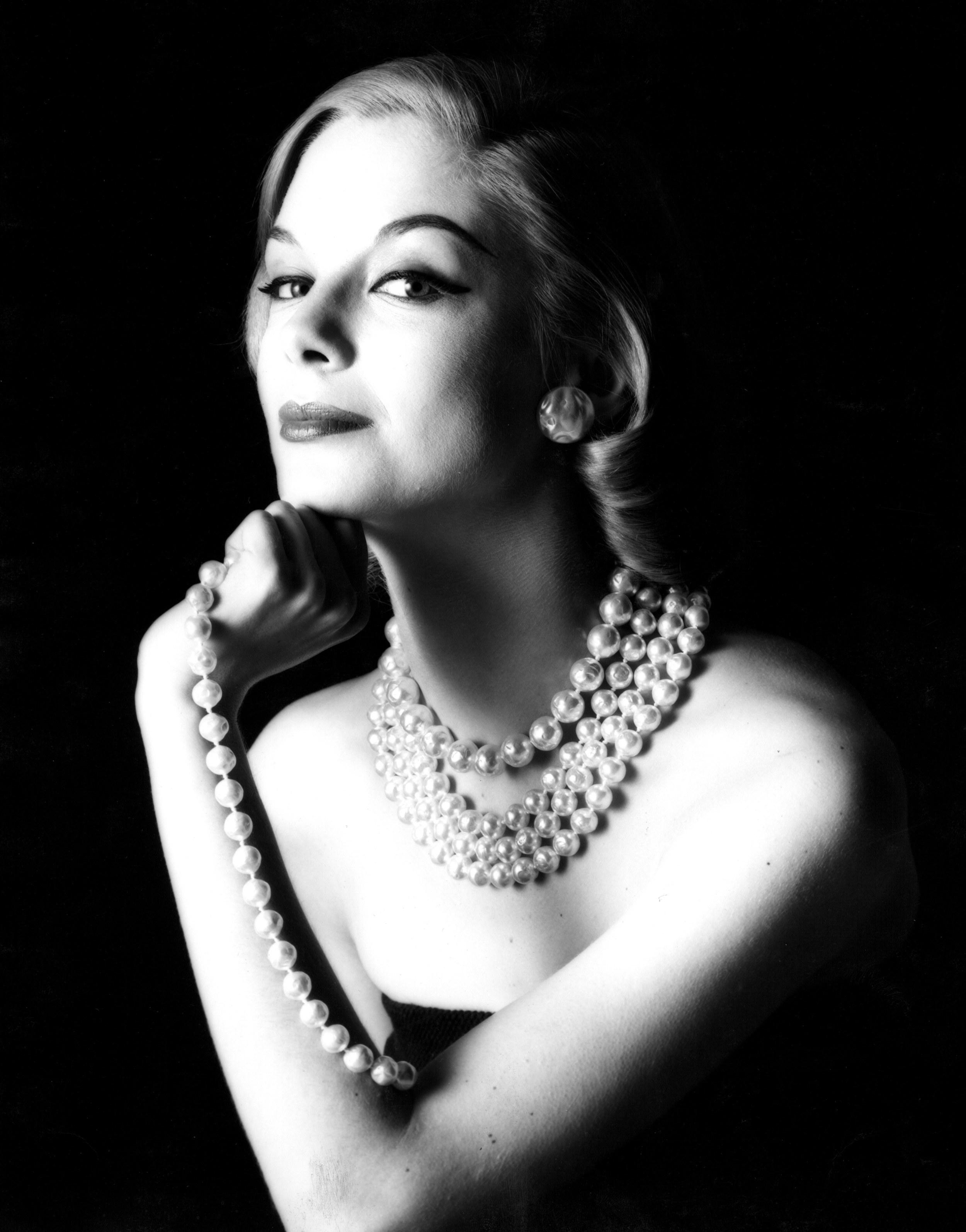 Model Jean Patchett