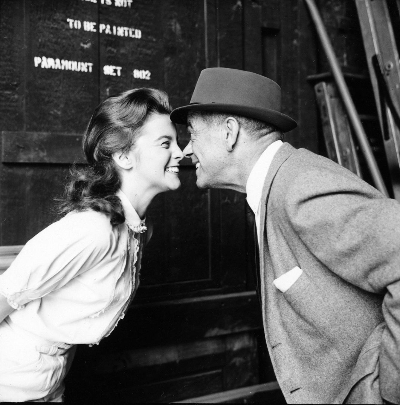 Ann Margret and Frank Capra