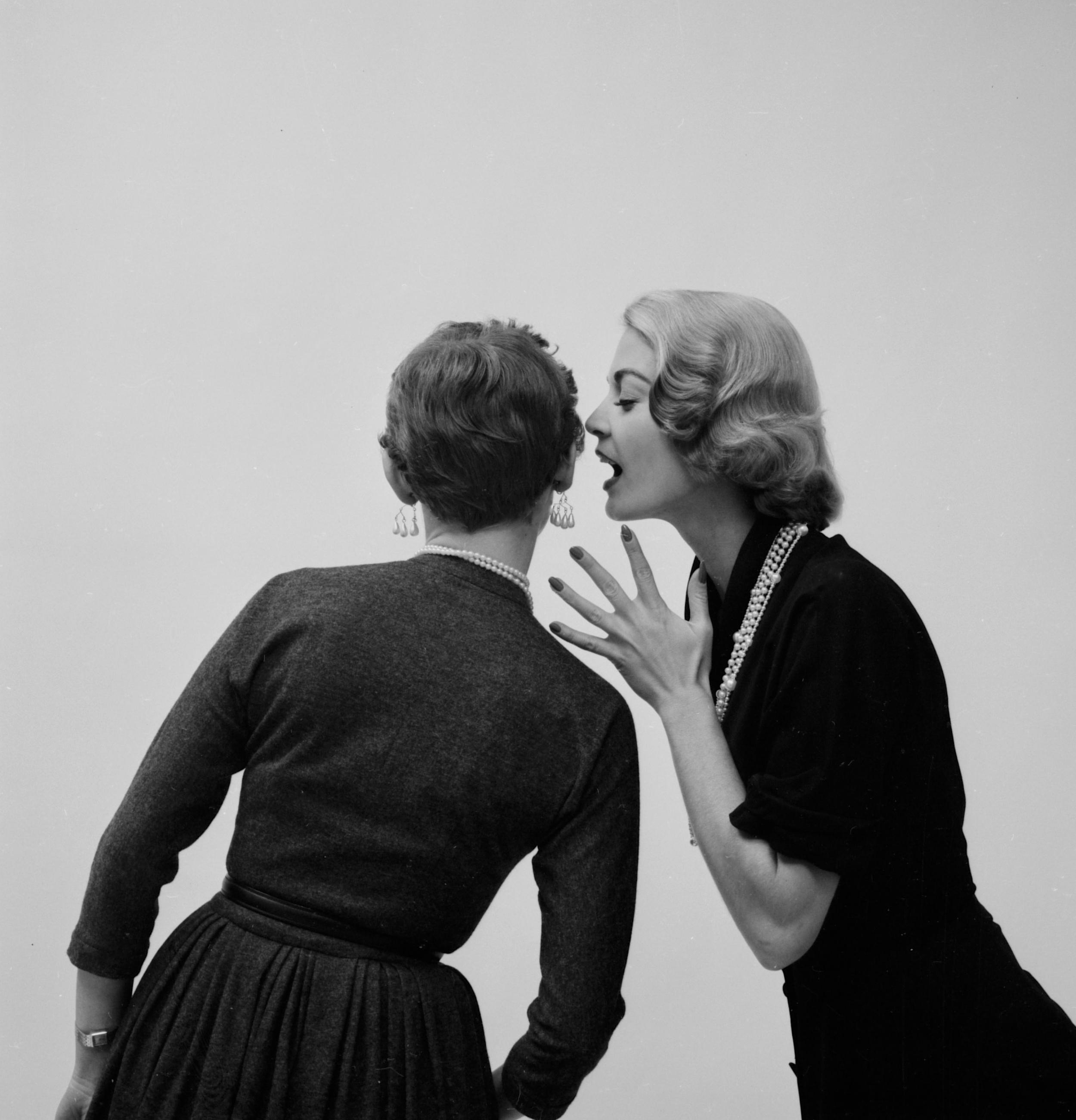 For Revlon, 1954