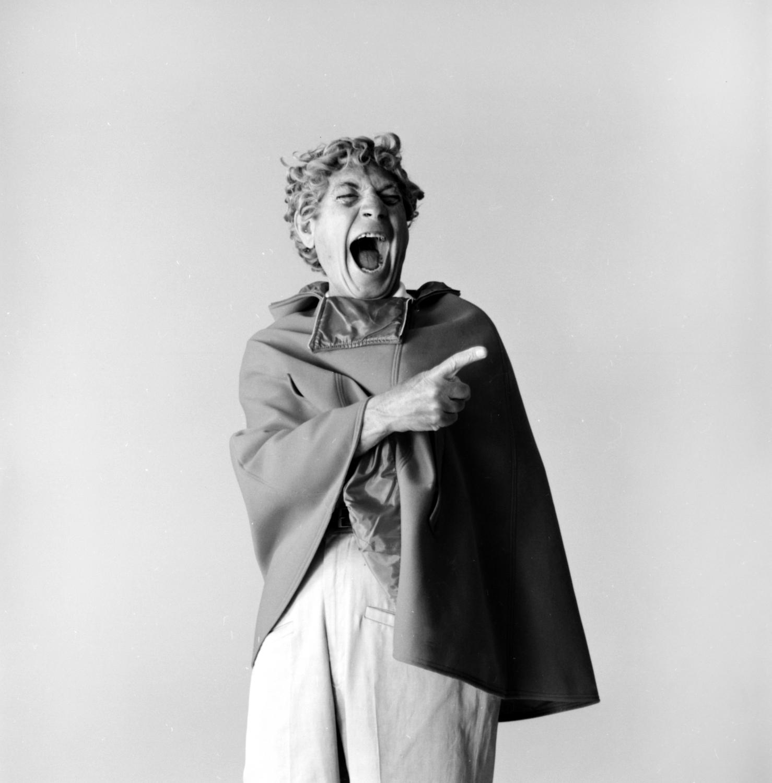 Harpo Marx, 1961