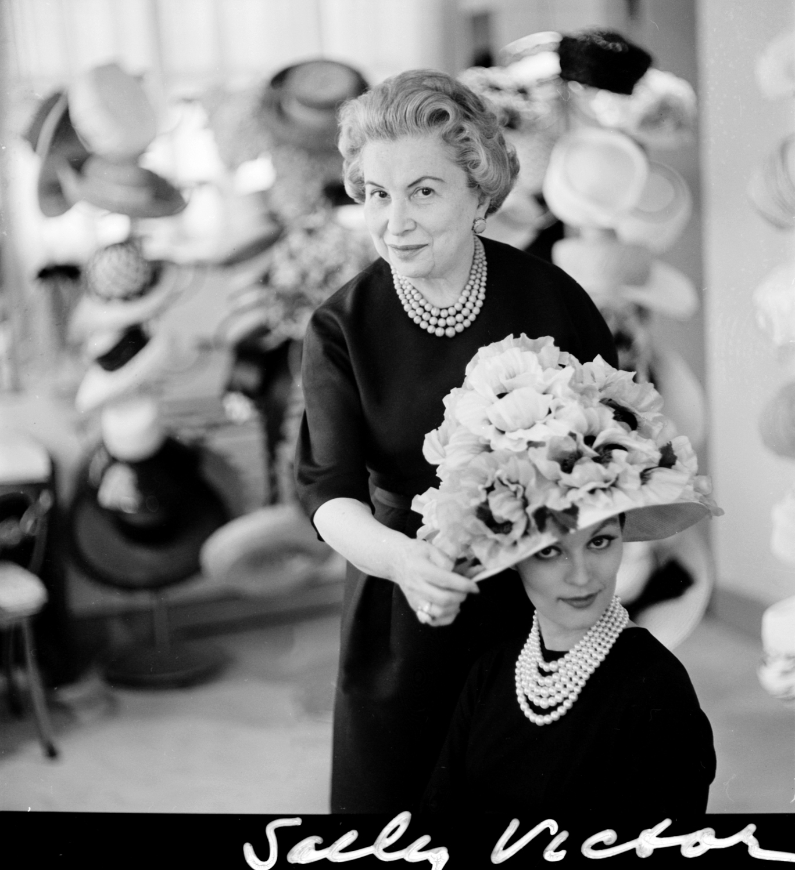 Sally Victor, 1961