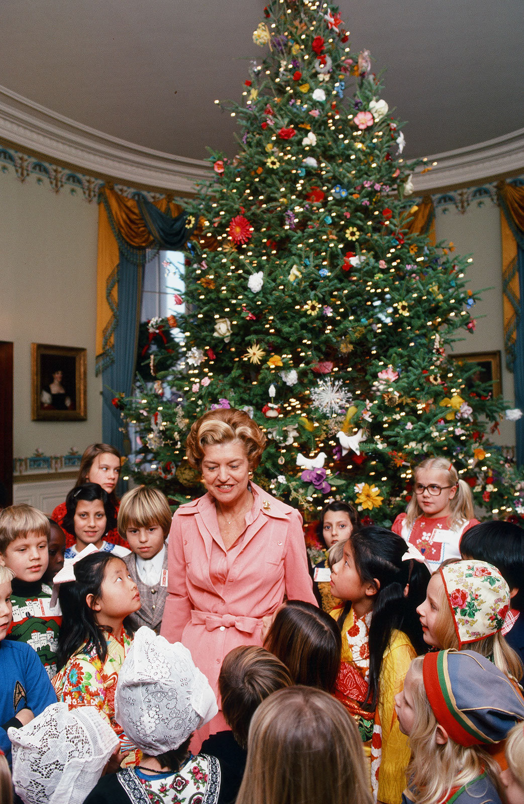 Betty Ford in the White House, 12/1/1976