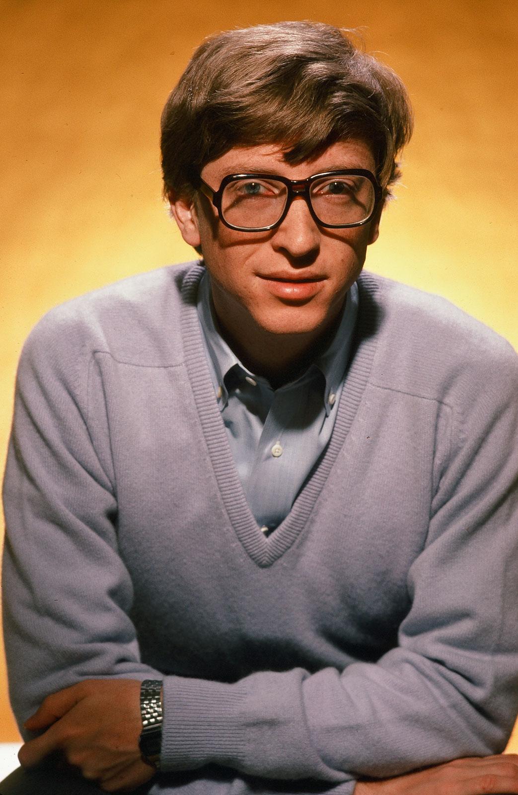 Bill Gates, Time Magazine, 1984