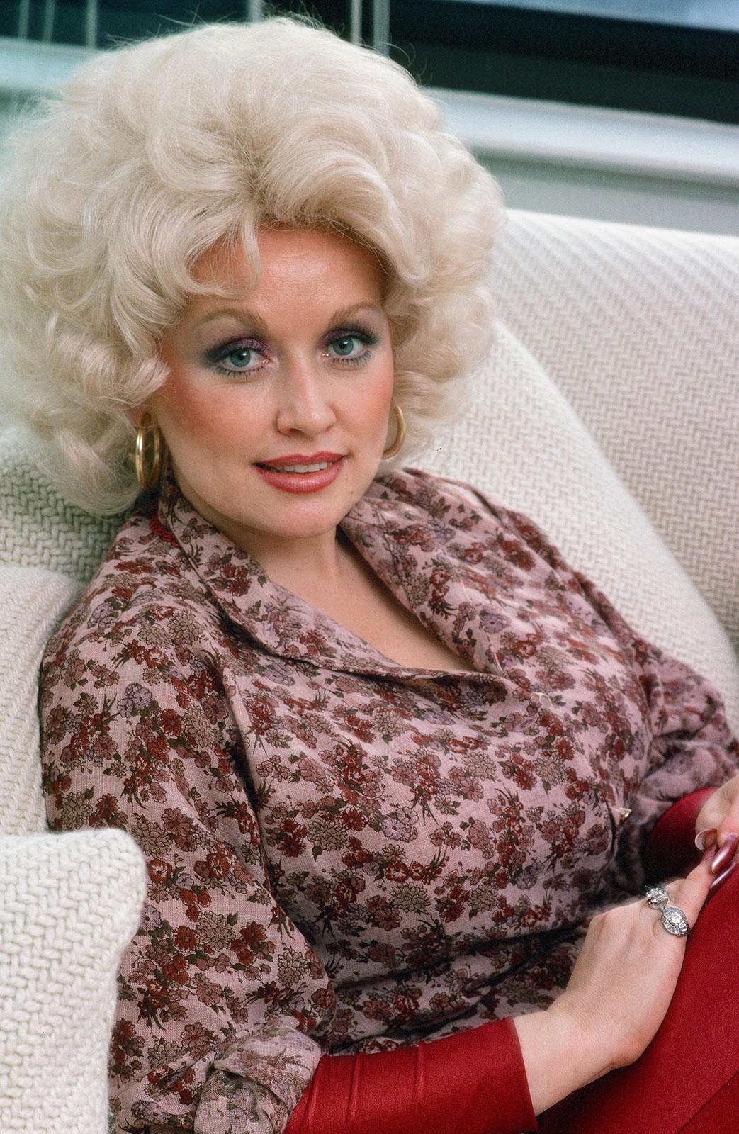 Dolly Parton, February 1979