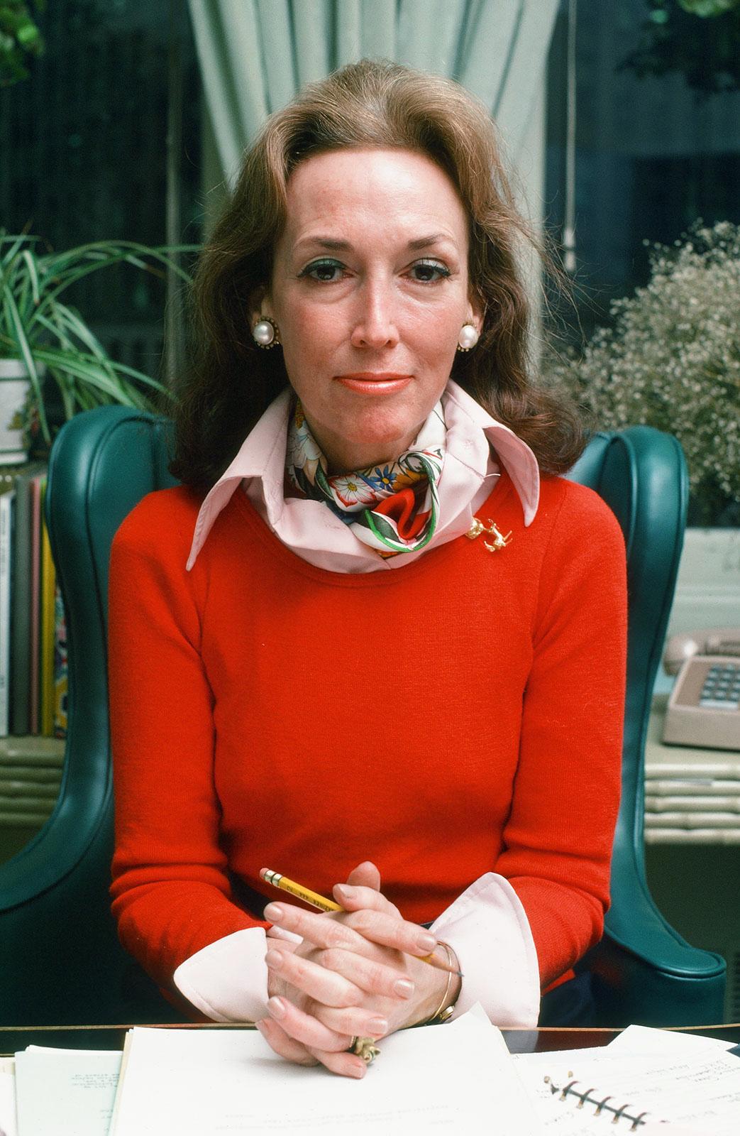 Helen Gurley Brown, 1976
