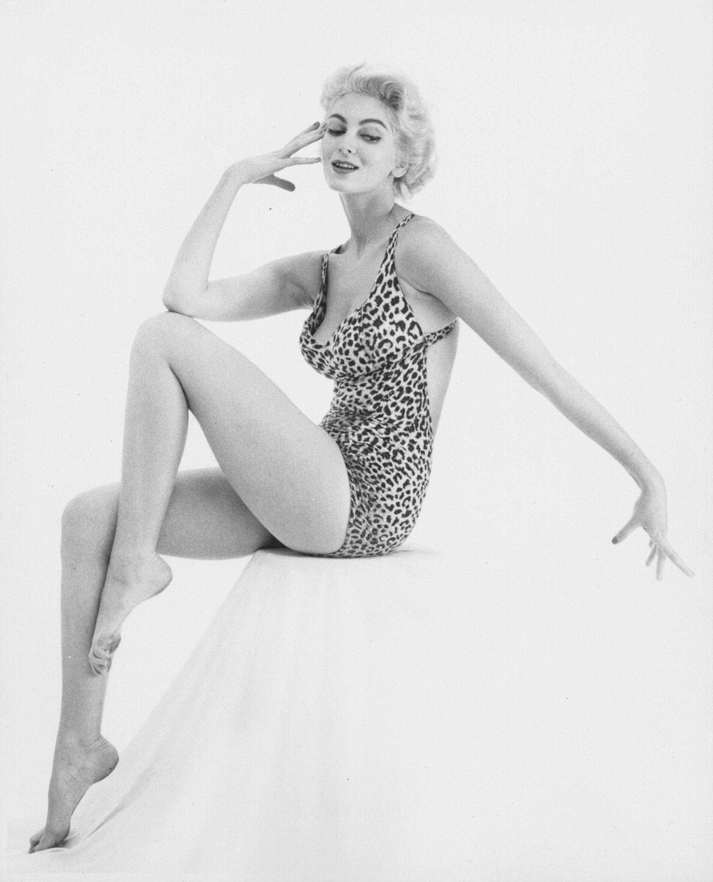Carmen Dell'Orefice, 1954