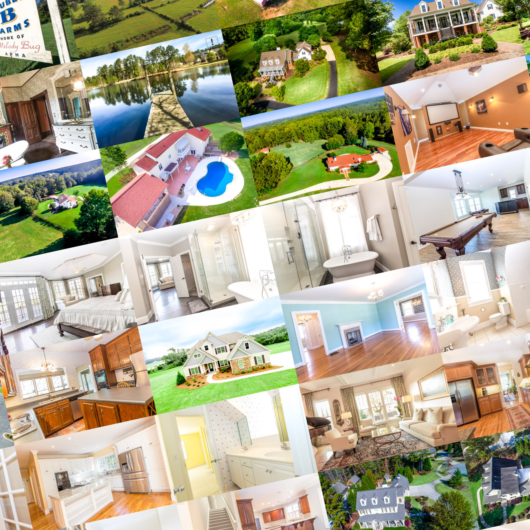 PHOTOS$150 - Aerial and interior. Up to 45 photos optimized for MLS & print. Next day delivery. Wide lenses used to get more of the room into the shot. Listings over 5000 sqft add $50.