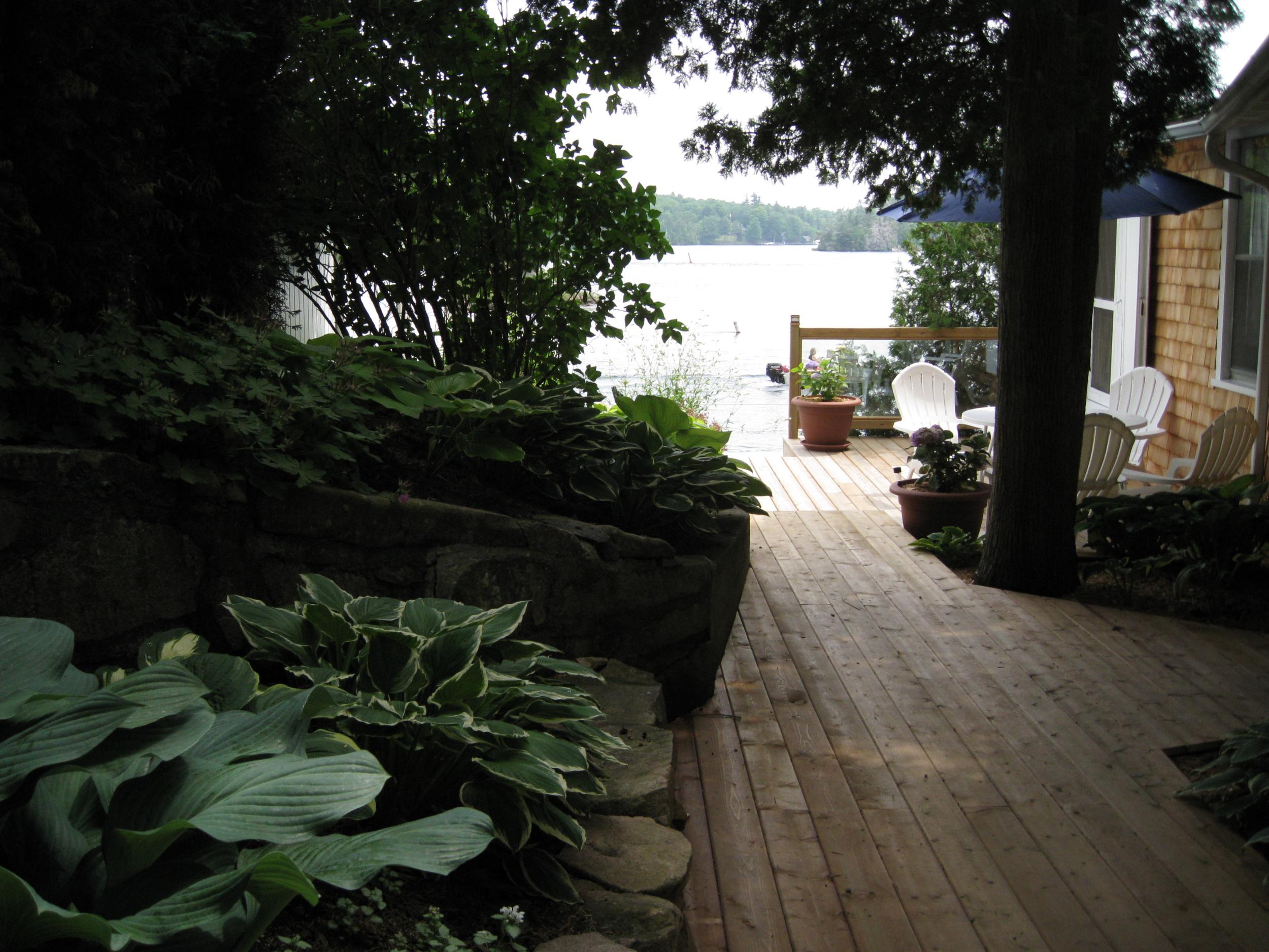 Hosta gardens