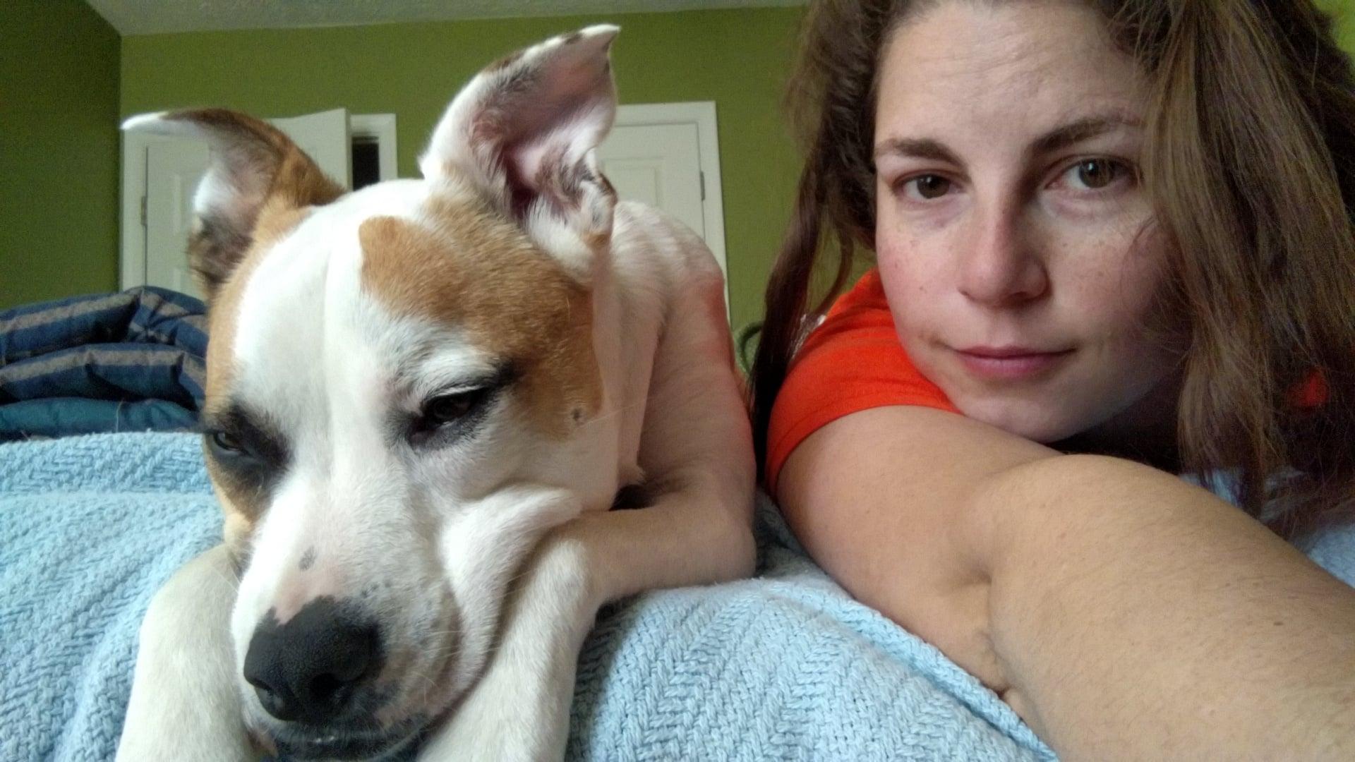 We woke up like this.