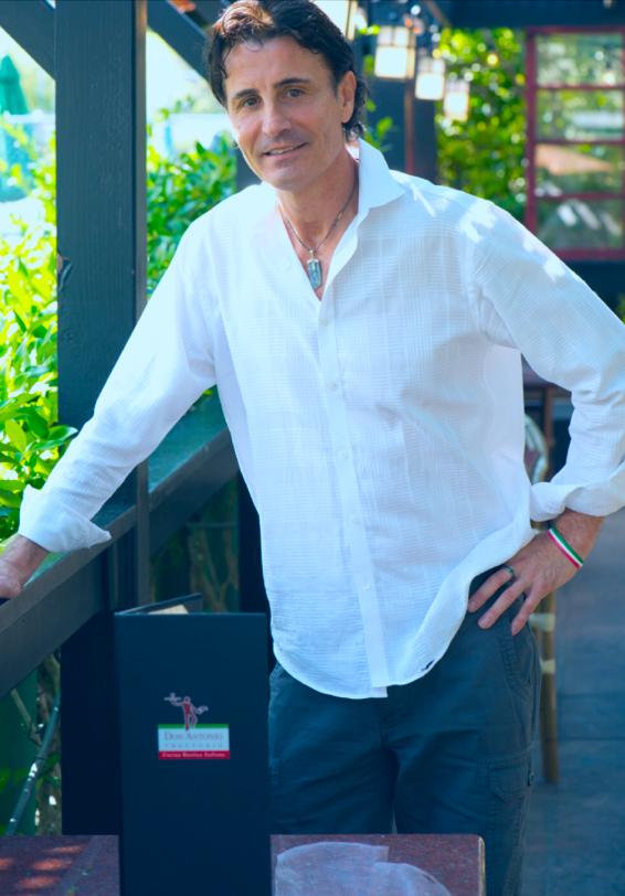 Antonio Volpicelli, owner.