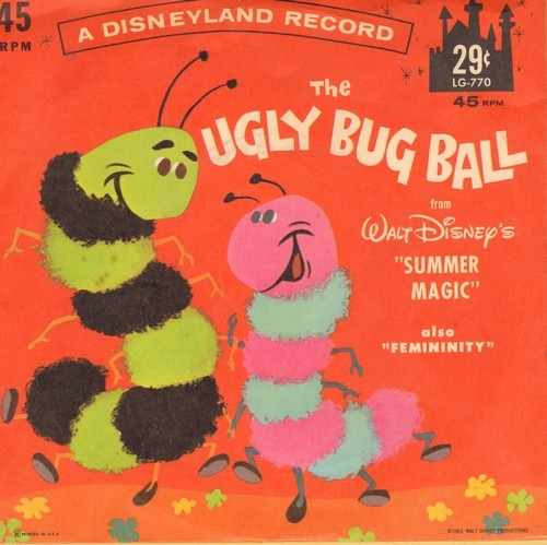 The Ugly Bug Ball © Walt Disney Productions