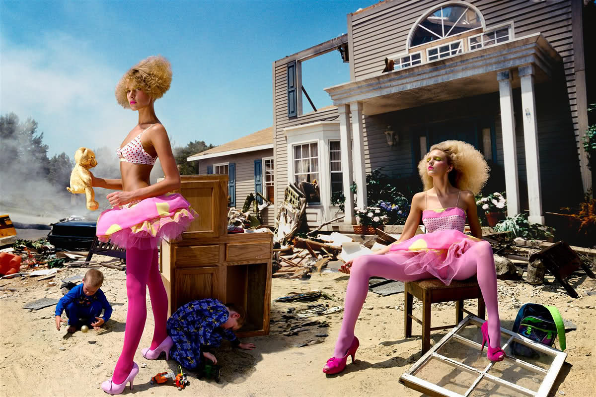 photo David LaChapelle