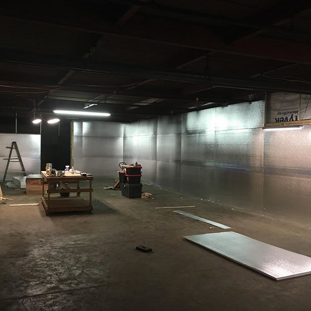 It may not look like much now, but we are at work on a new, more spacious warehouse to better supply your favorite natural wines in Virginia and DC (exciting announcements forthcoming)!