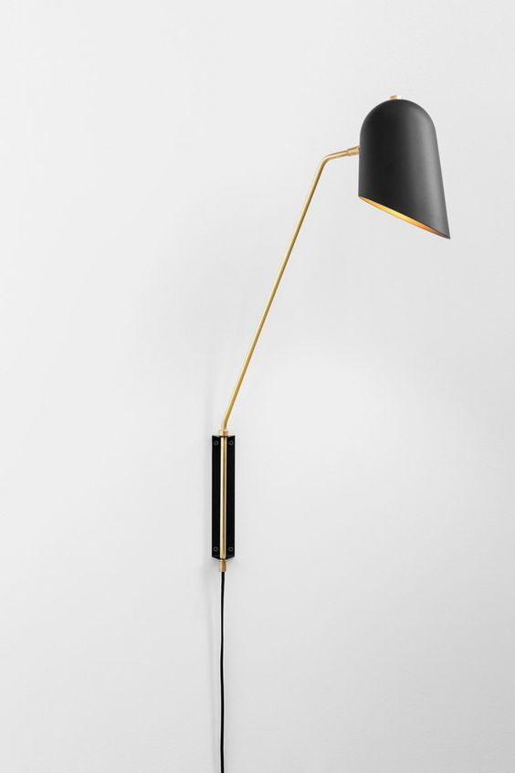 Cliff Wall sconce by Lambert Et Fils