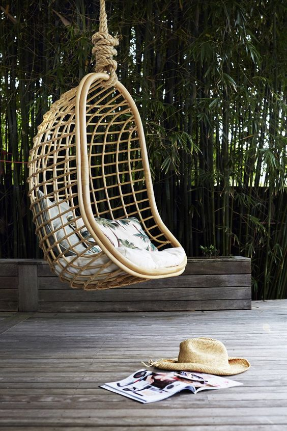 Photo Courtesy of Byron Bay Hanging Chairs