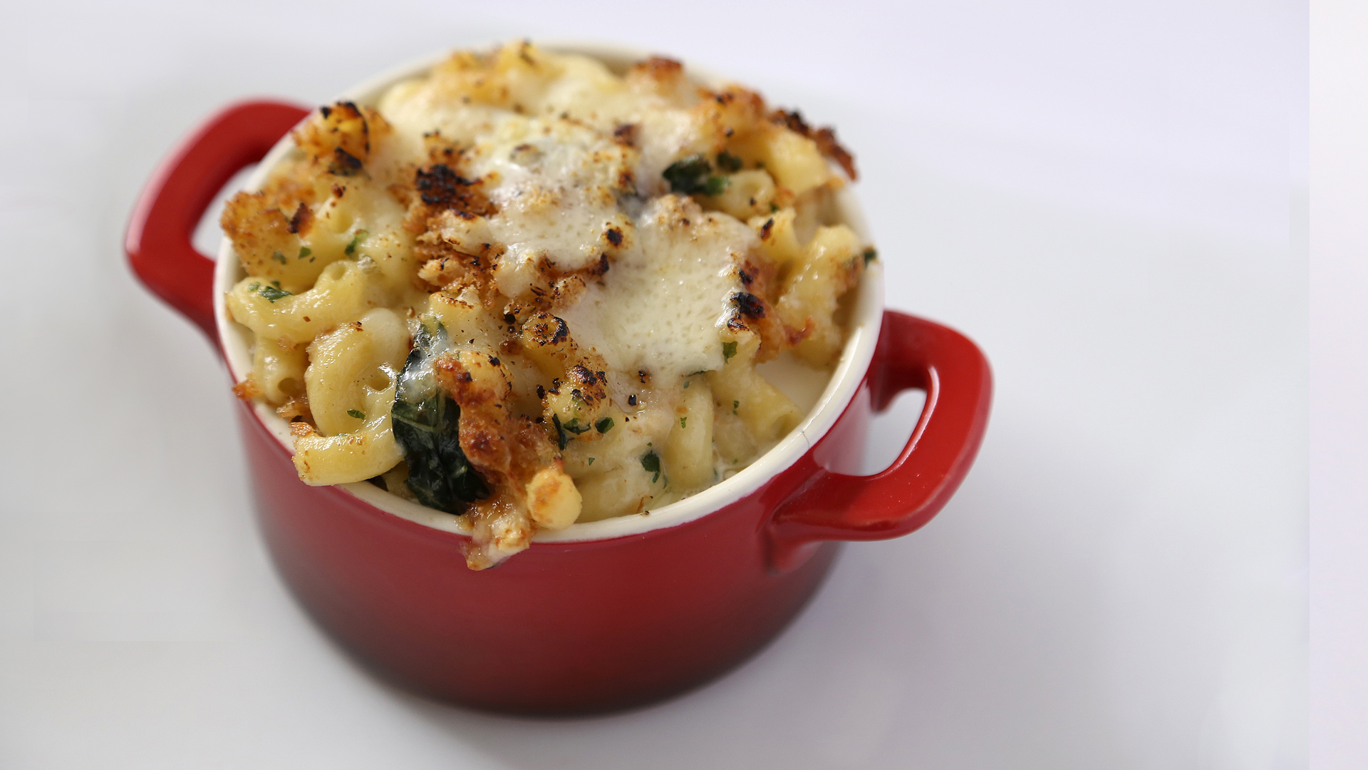 Vegetarian Mac and Cheese