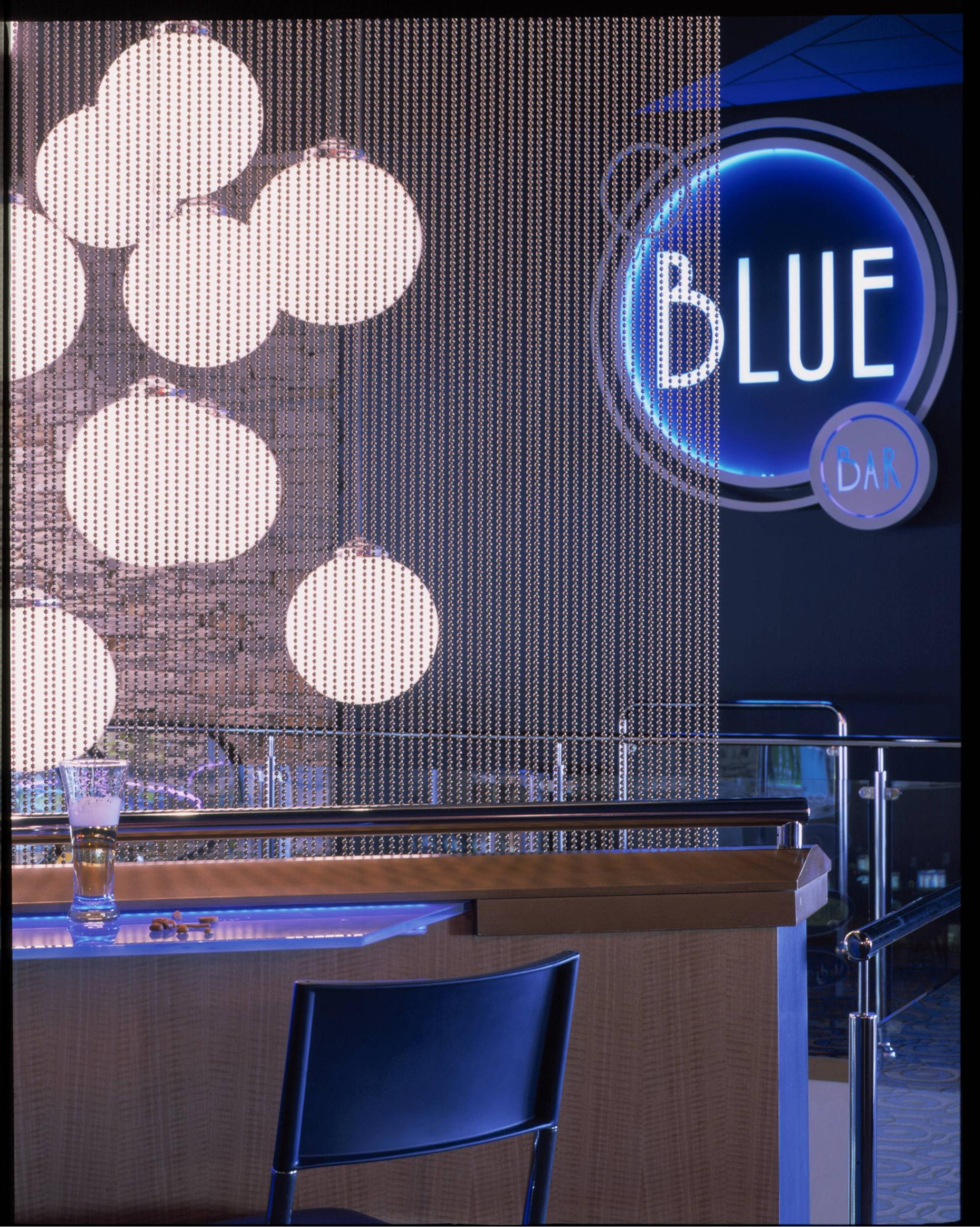 Blue, Indio CA