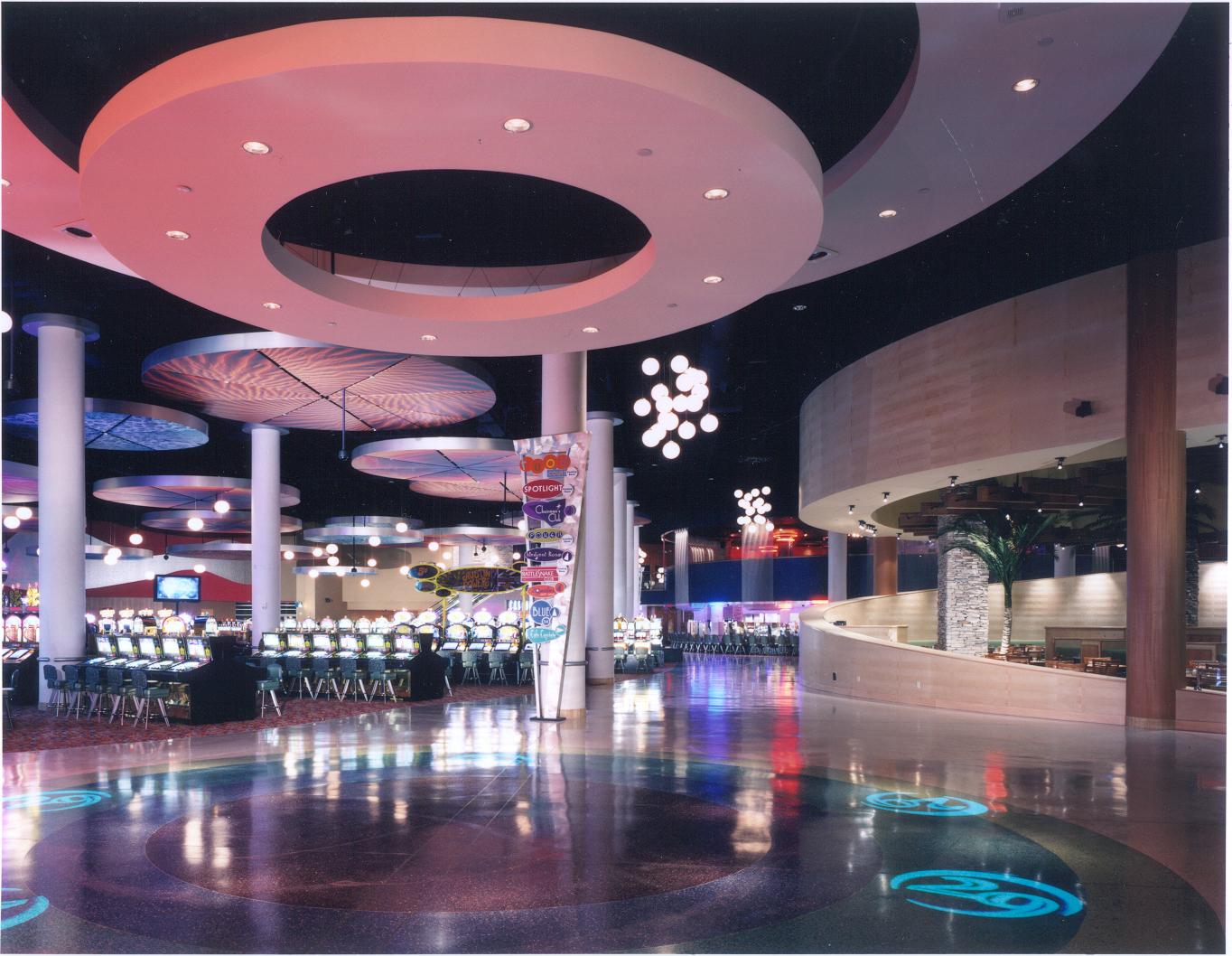 Trump 29 Casino, Indio CA   with Andrea Piacentini design