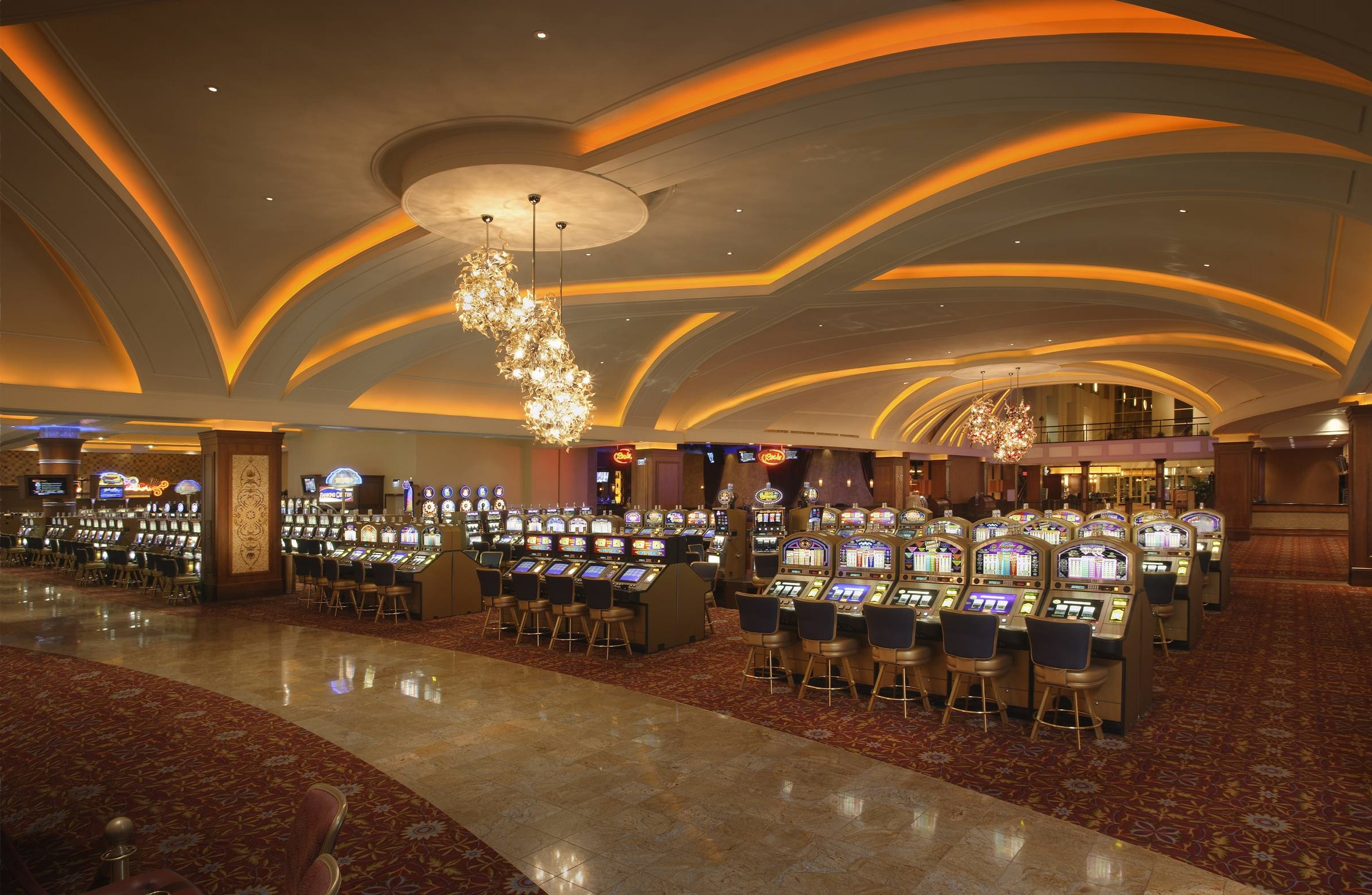 Boyd Gaming - Blue Chip floating casino, IN   with Andrea Piacentini Design