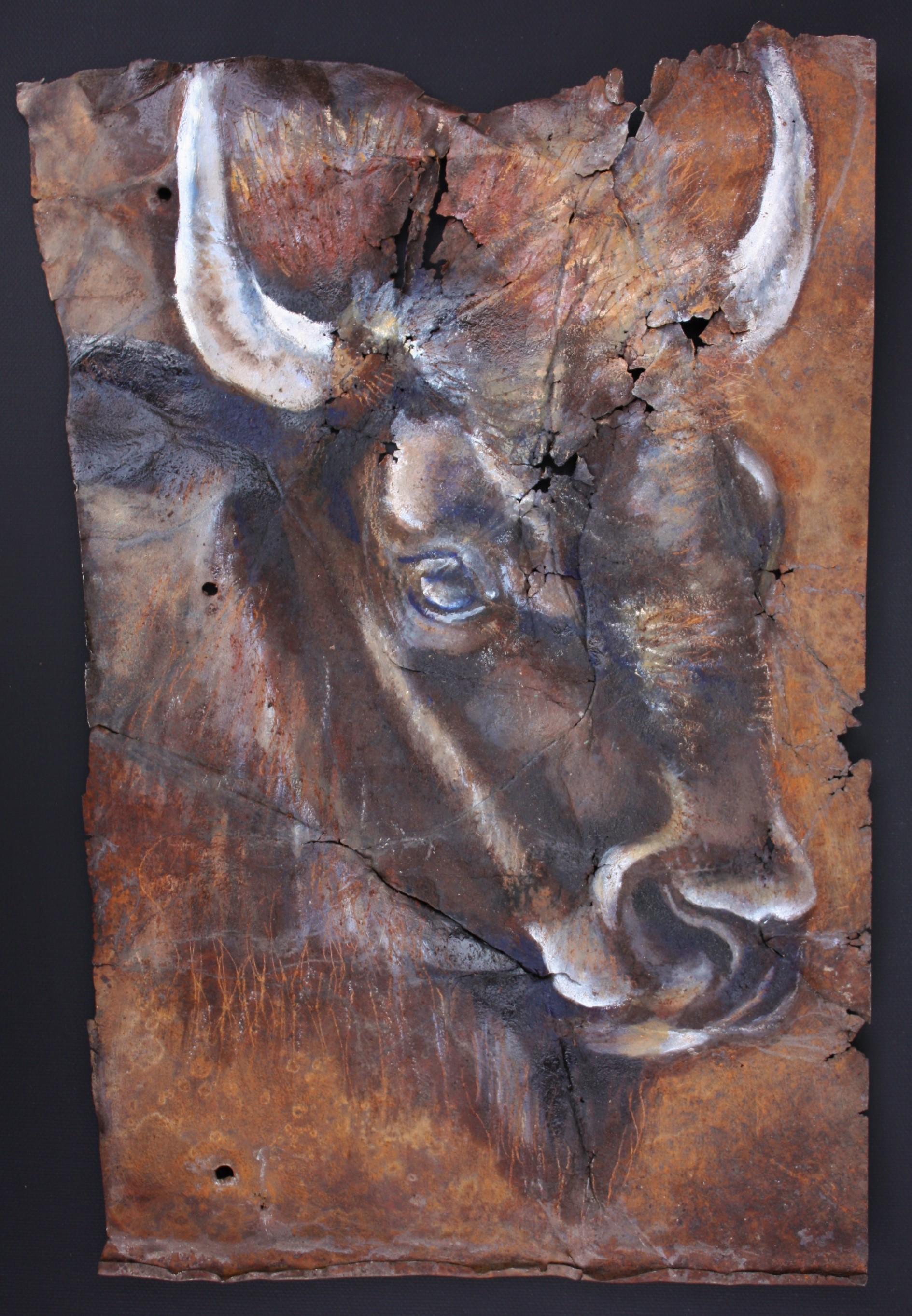 Buffalo Cow I