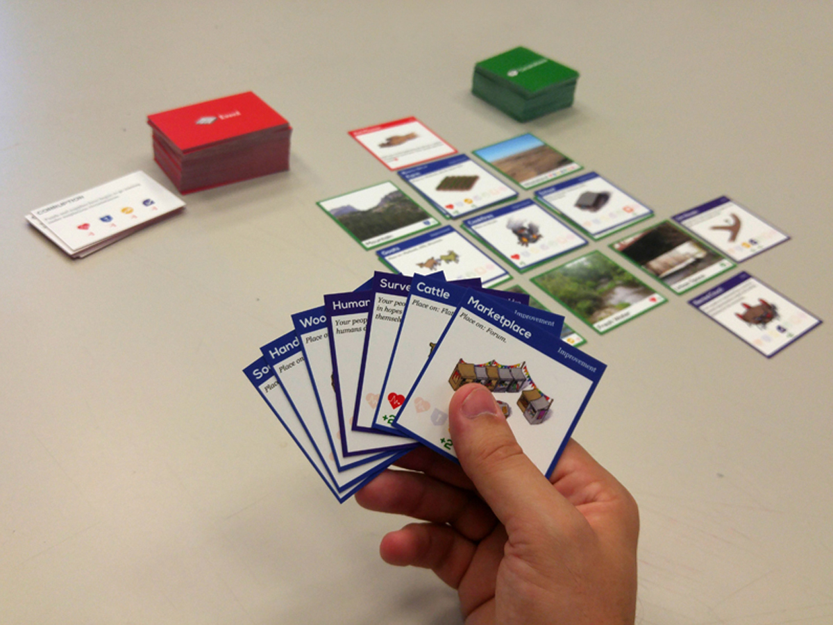 Empathy kit developed for classrooms as part of a strategy to improve relationships between refugees and host states.