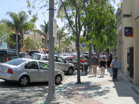 Downtown Parking Plan (Ventura, California)