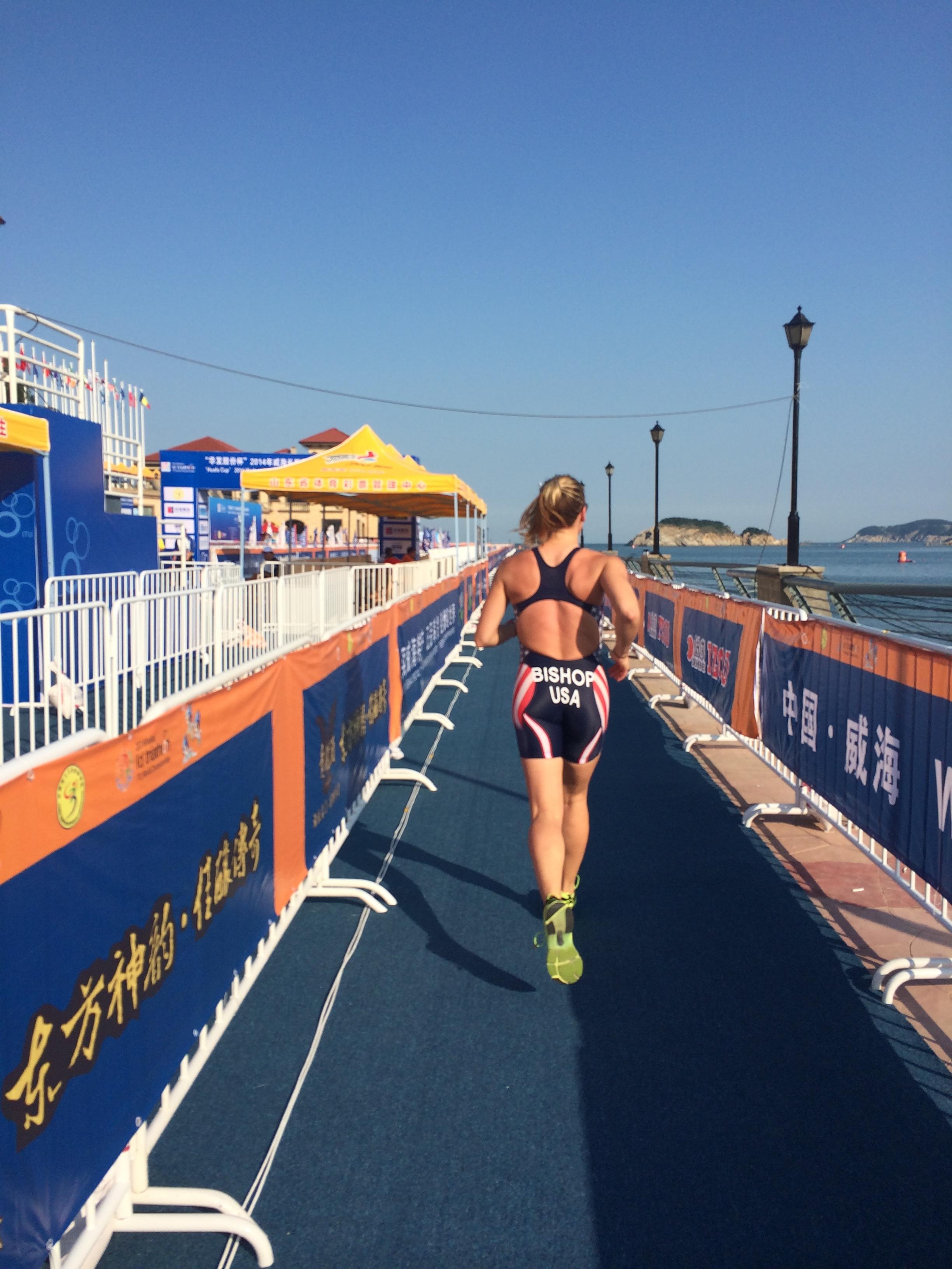 Triathlon - Worlds Team USA Run.JPG