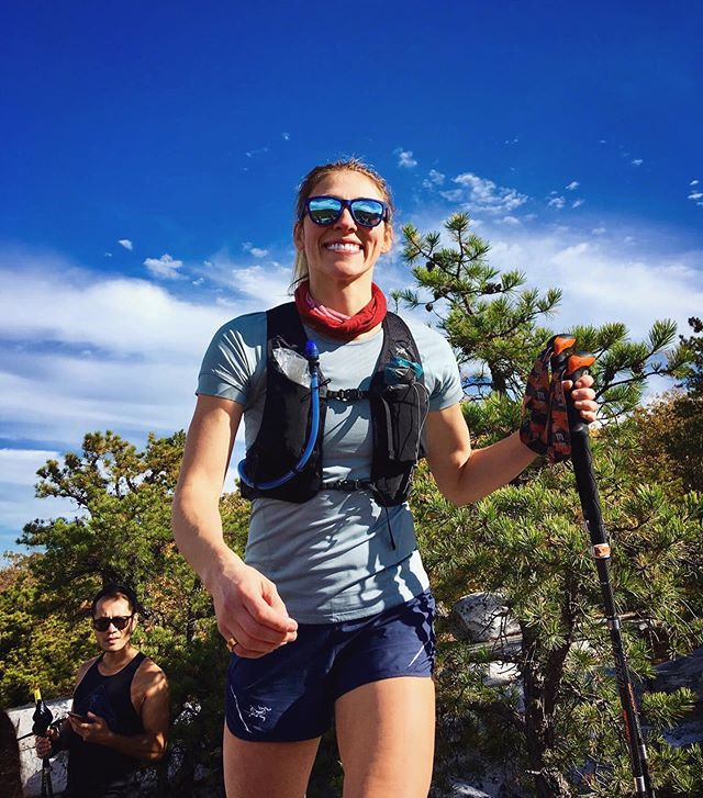 Still riding that mountain high from this weekend's Arc'teryx