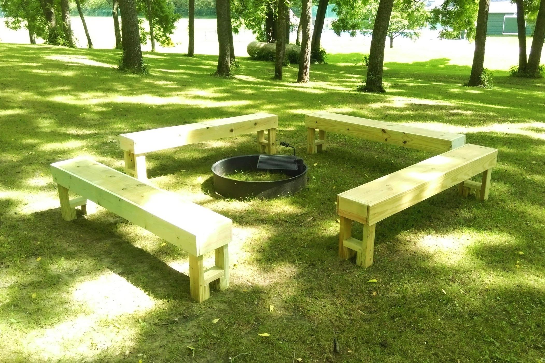 Bonfire Pits (x3)
