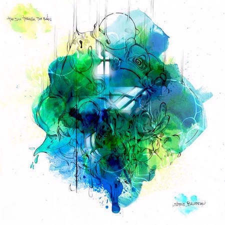 Album artwork for  The Sun Through The Rain  - Steve Bilodeau's third album