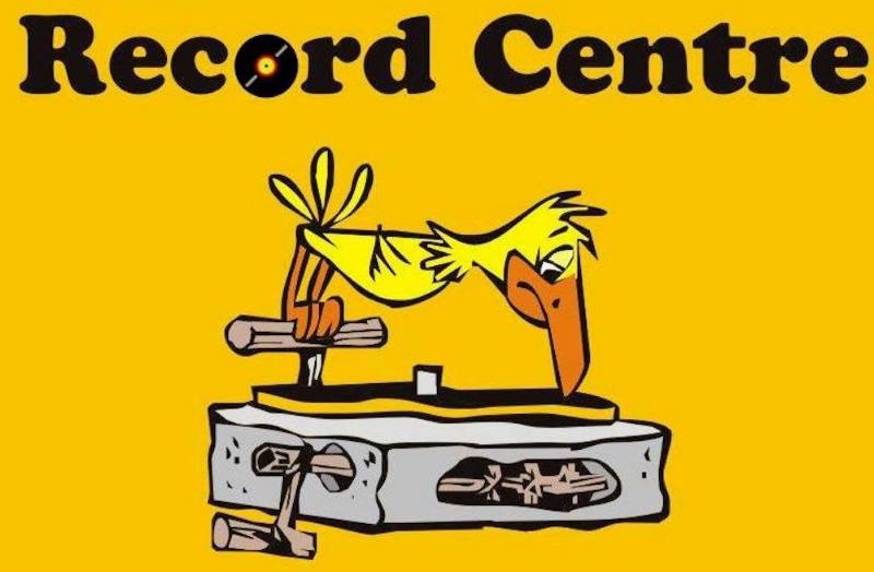 Logo for The Record Centre in Ottawa, Canada.