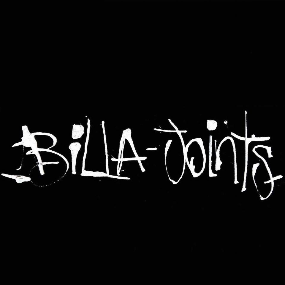 Billa Joints Live at Pressed, featuring bassist Alex Bilodeau, saxophonist Chris Maskell, and drummer Deniz Lim-Sersan.