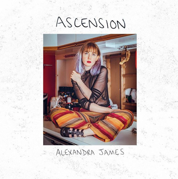 Ascension, an album by Alexandra James.