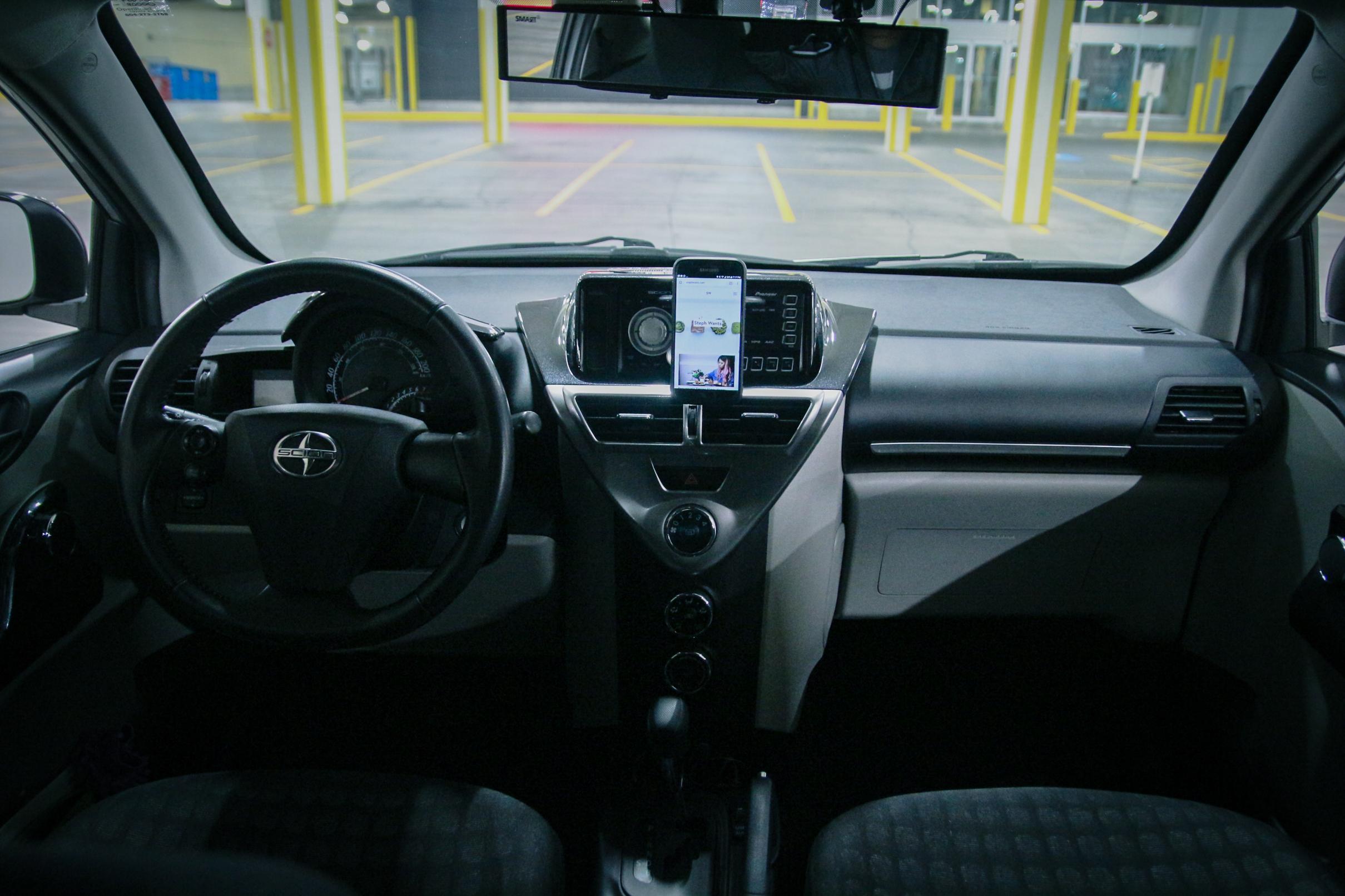Toyota iq review