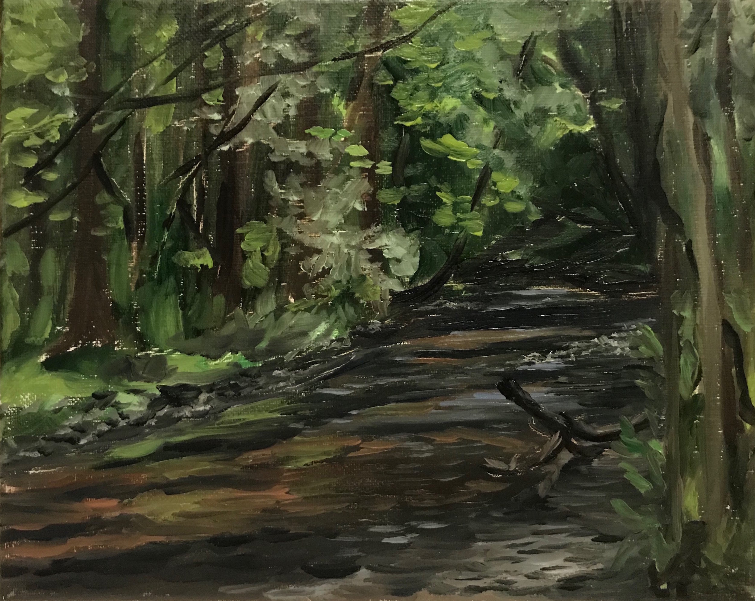 Black Creek, July