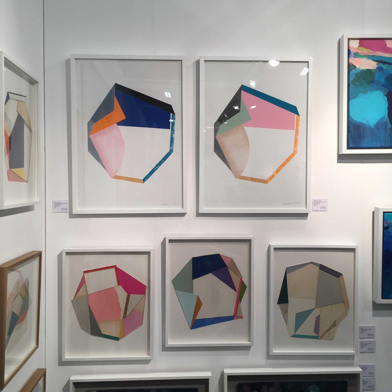 Framed at the Affordable Art Fair