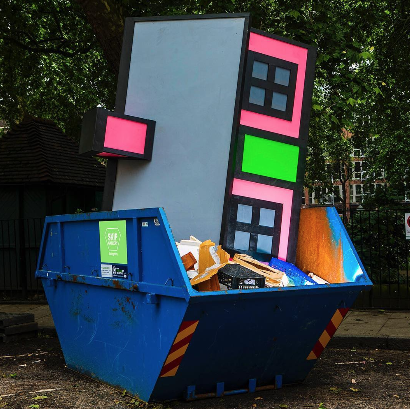 'Upgrade' in Hoxton Square