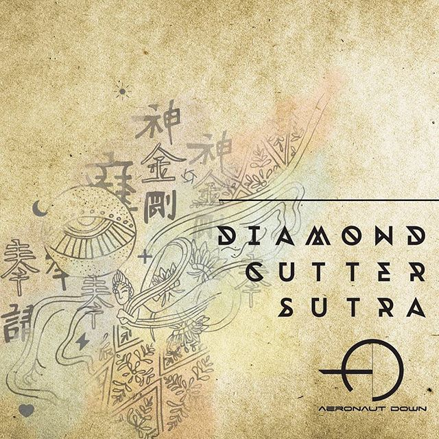 """Our new album """"Diamond Cutter Sutra"""" is now available on all streaming platforms! Go check it out 🤘🏼If you dig it, grab a ticket to our album release show TONIGHT! Tickets are available at the link in our bio 👆🏼"""