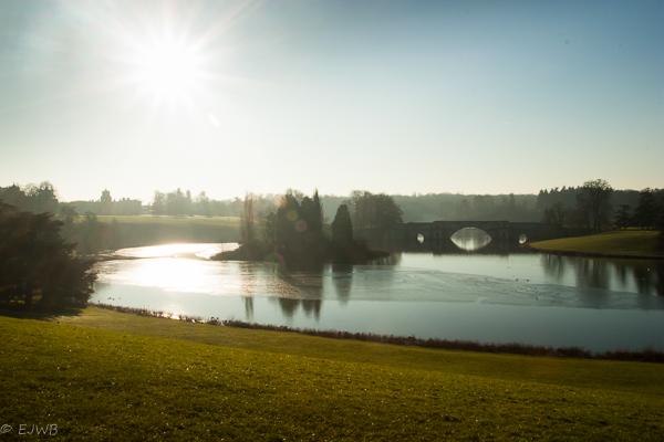 Blenheim Palace Park