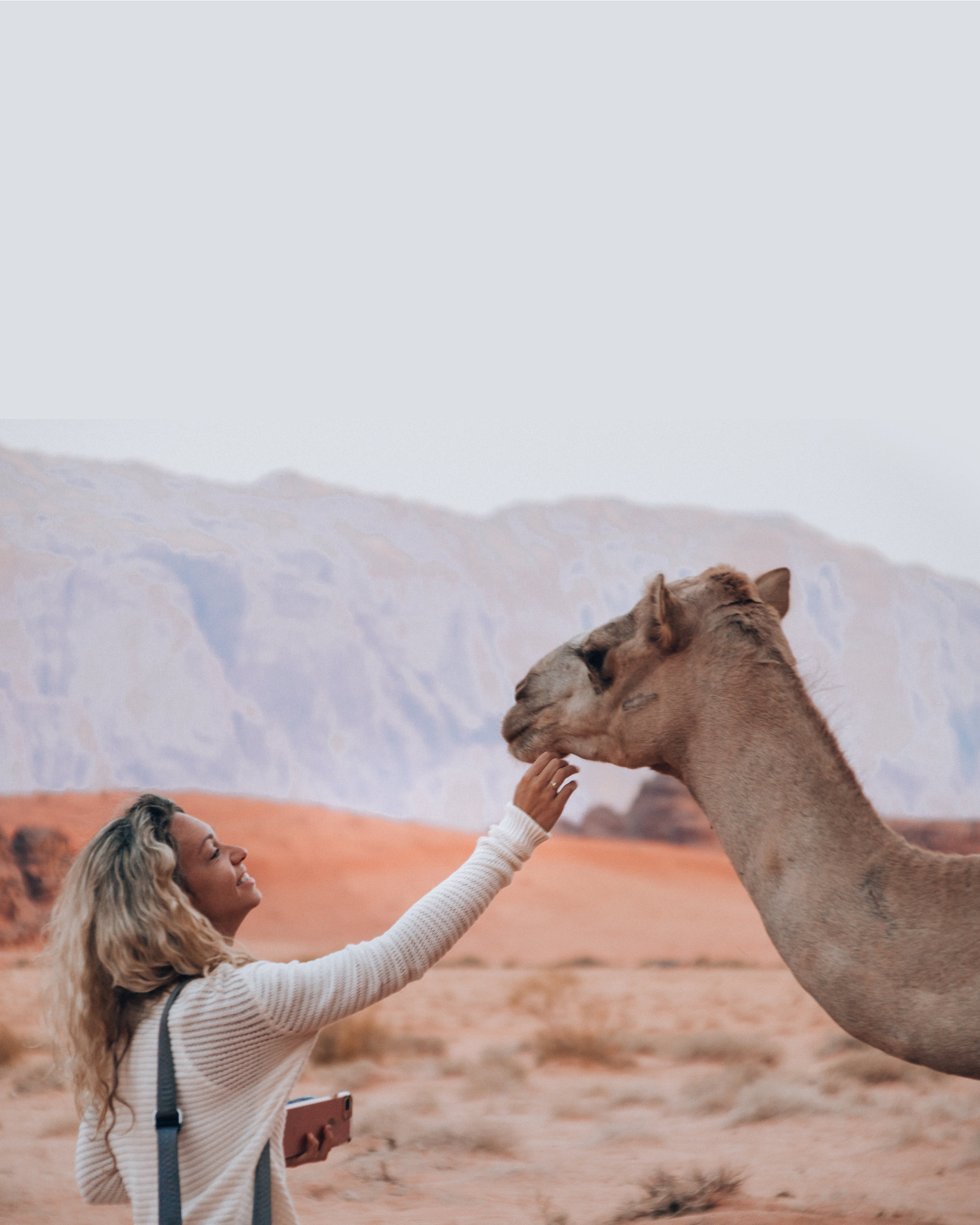 Escape to Wadi Rum - sleep under the stars in the middle of Mars
