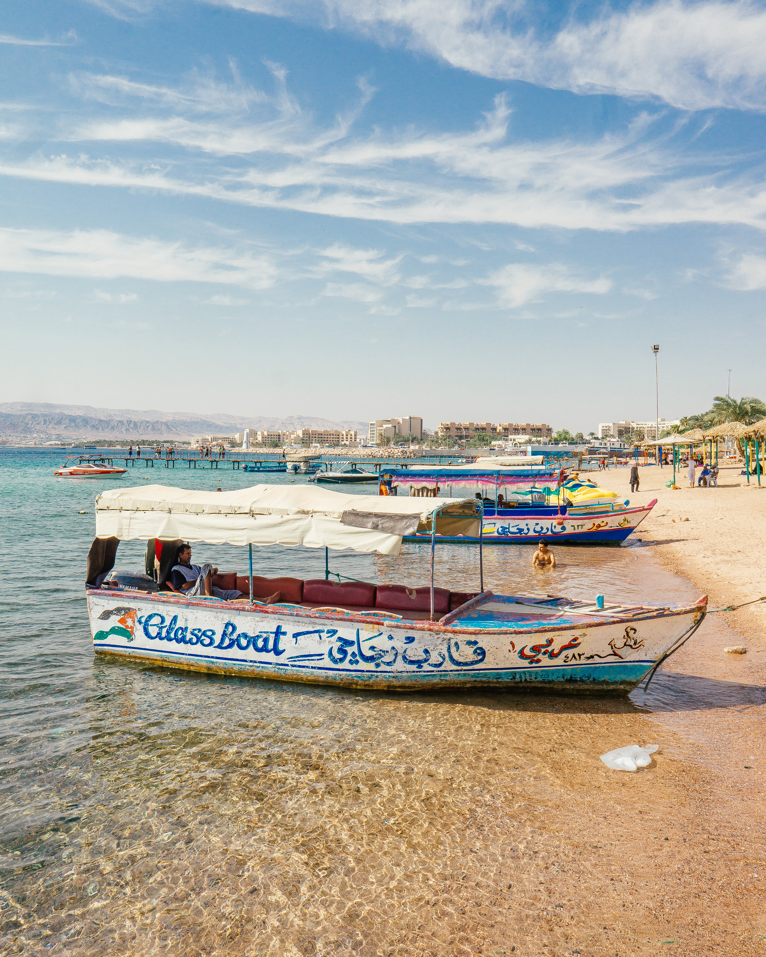 A Day in Aqaba - a tropical oasis on the Red Sea