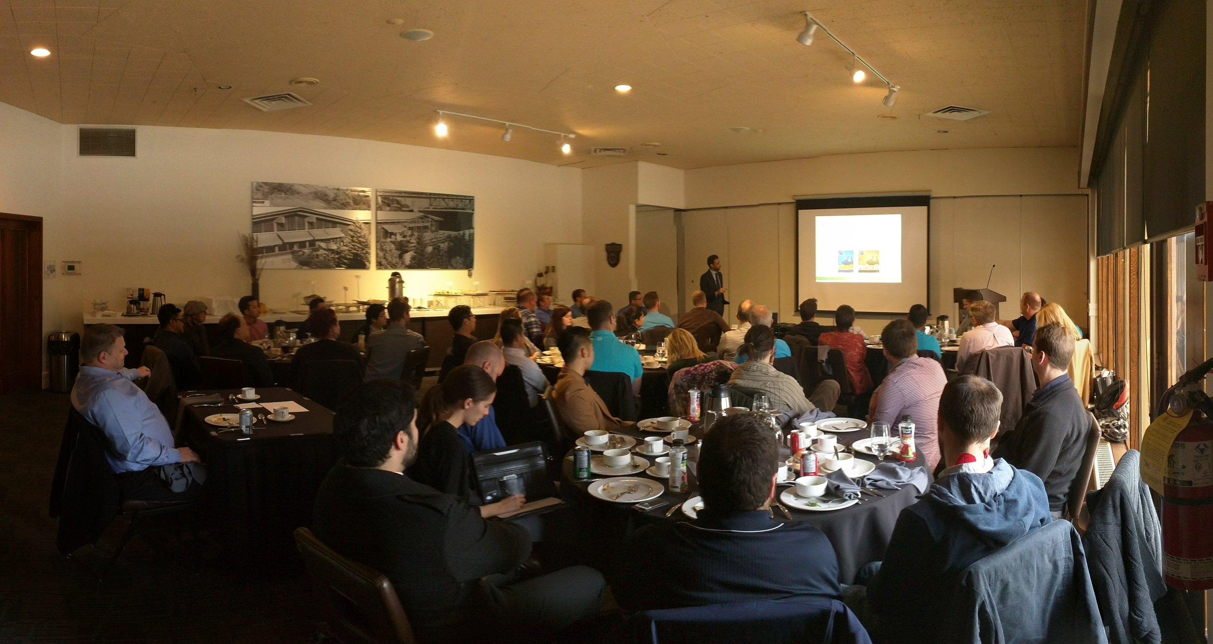 Seminar on NECB 2011 and Alberta Building Code 2014