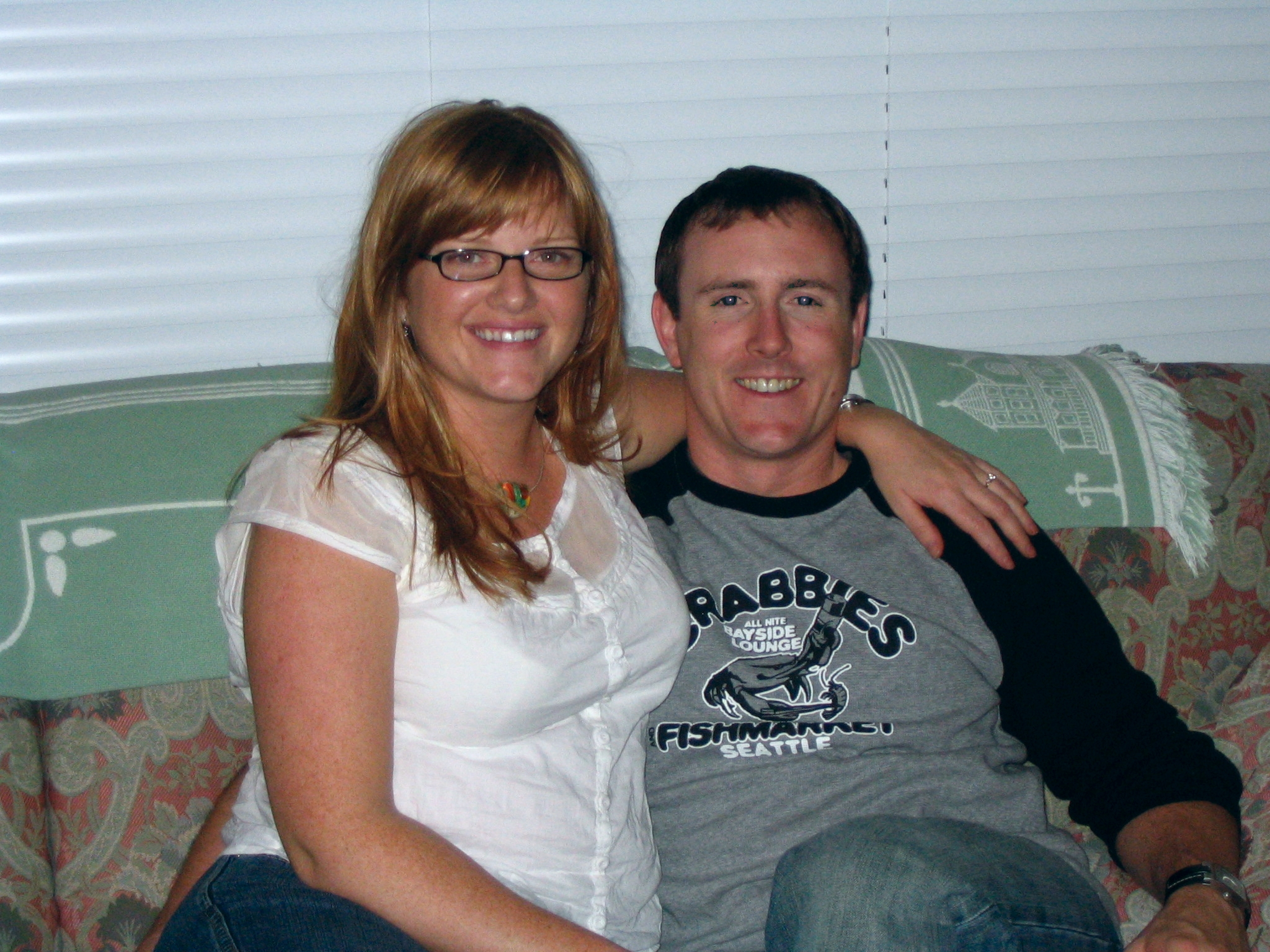 2005 days before leaving Kelowna on our 10 year adventure