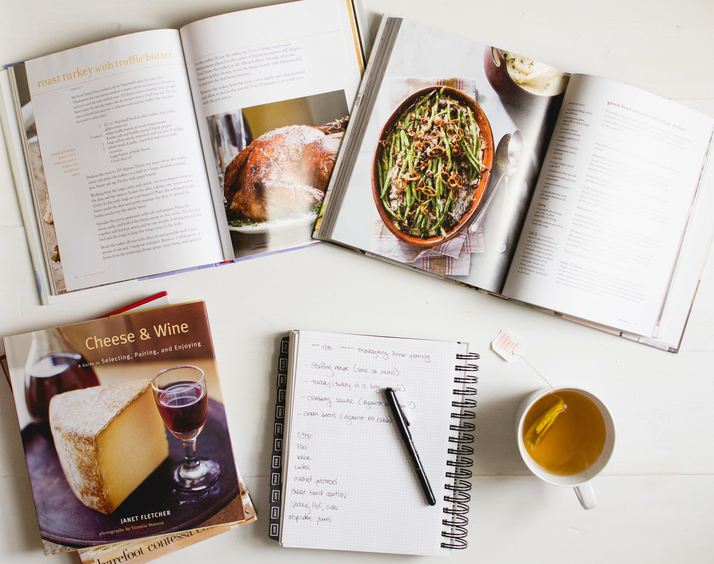 Holiday Meal Planning