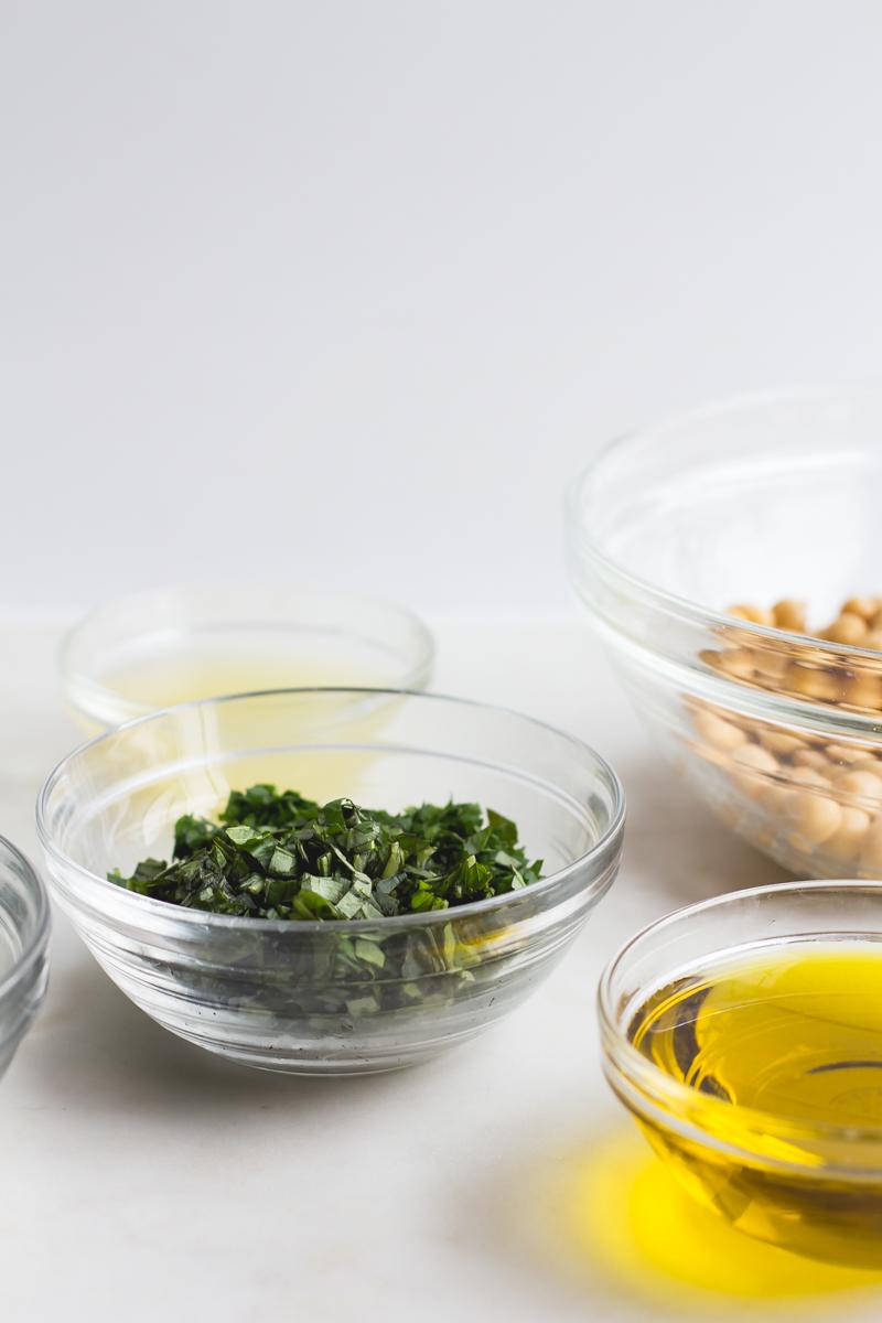 Warm Pasta Salad with Lemon + Herbs