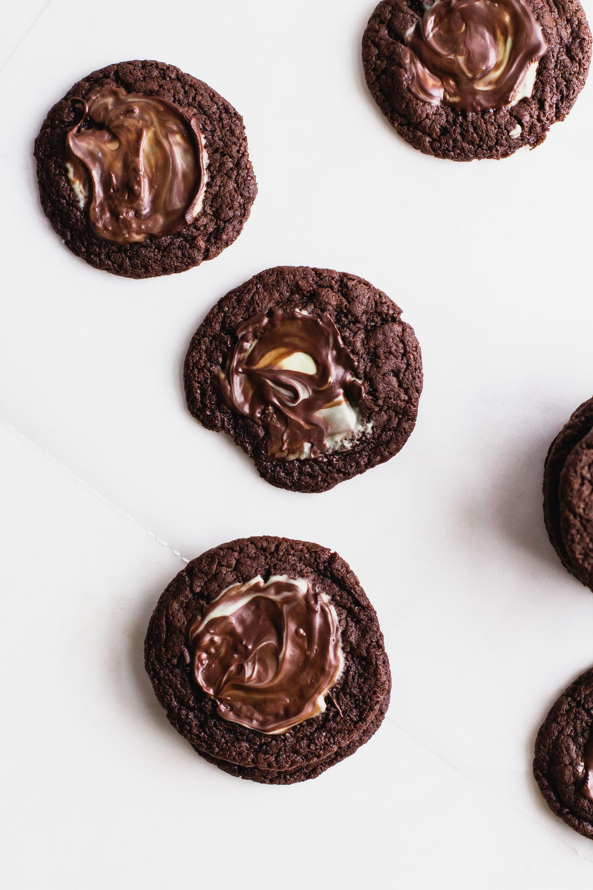 Andes Chocolate Mint Christmas Cookies   Sarah J. Hauser