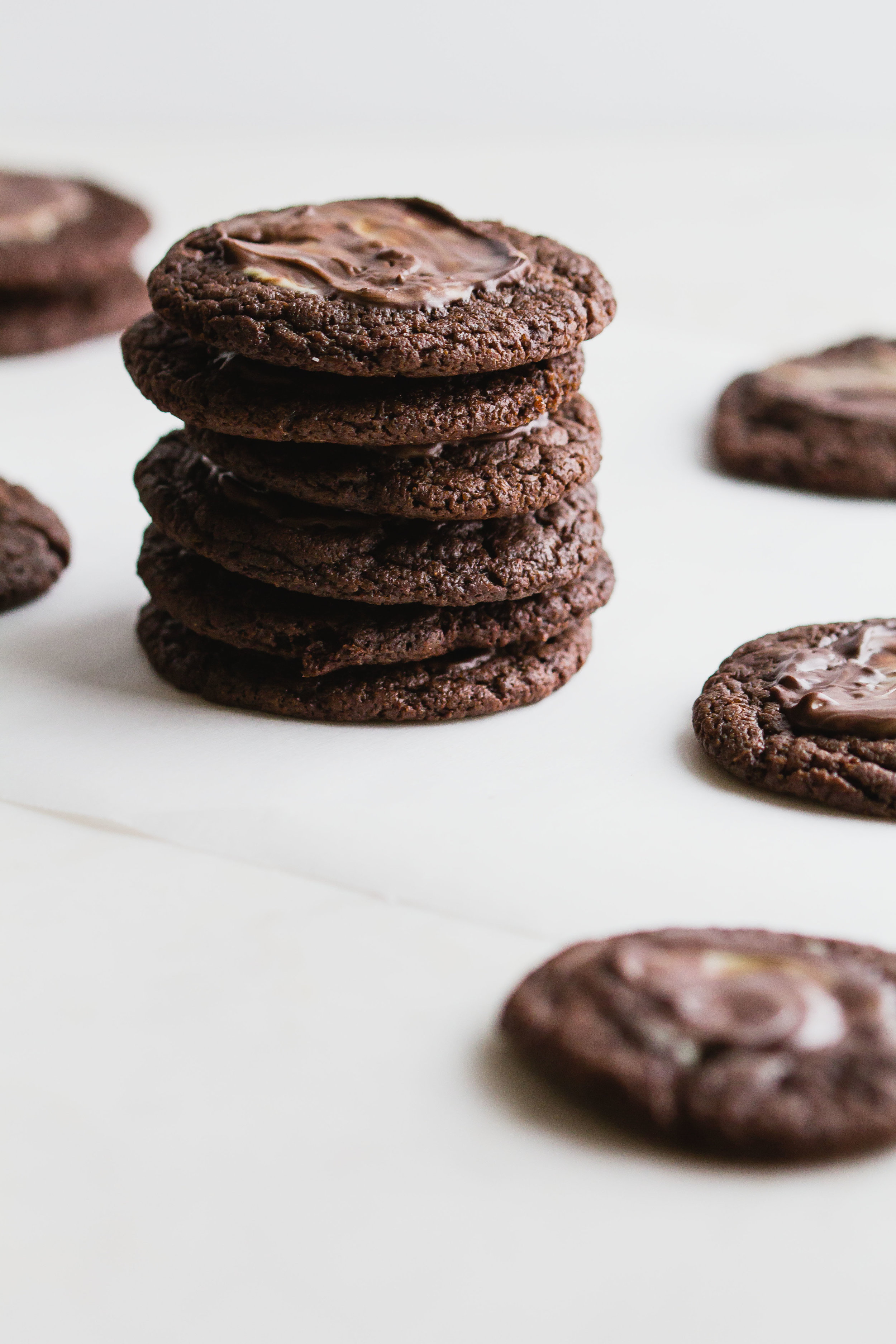 Andes Chocolate Mint Christmas Cookies | Sarah J. Hauser