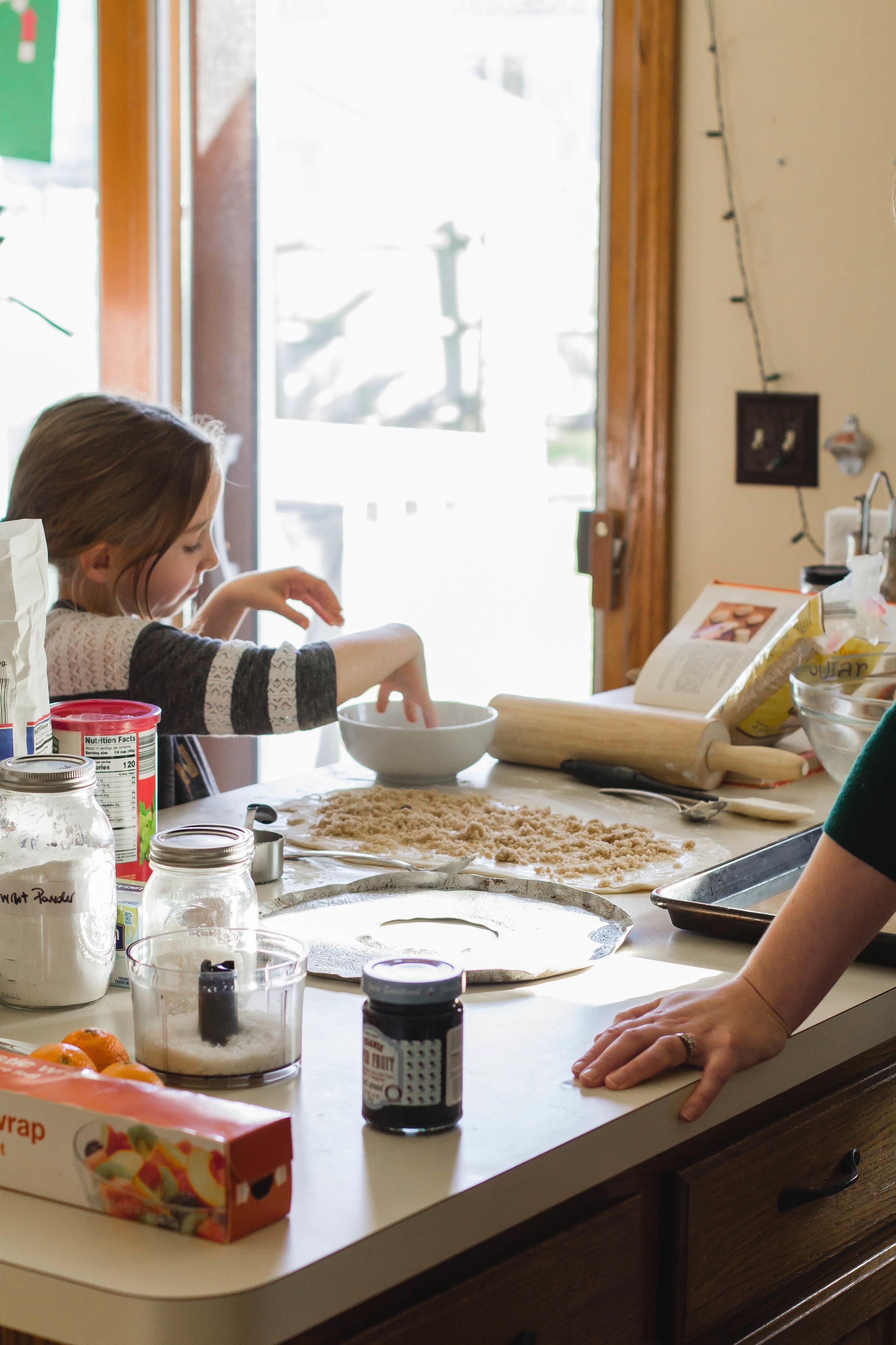Swedish Tea Ring - Girls' Baking Day | Sarah J. Hauser-2.jpg